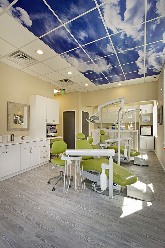 Play area at our Pediatric Dentist office serving Montclair, Glen Ridge, West Orange and Verona, NJ