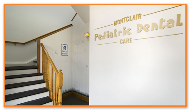 Office Foyer - Montclair Pediatric Dental Near Bloomfield